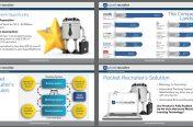 UX/UI Mockup Screen Graphics (Technology Industry-Pocket Recruiter)