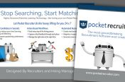 Sales Aid Brochure (Technology Industry-Pocket Recruiter)