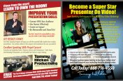 Promotional Motivational Handouts (Wellness-Tommy Hilcken Productions)