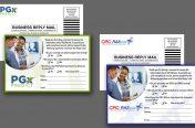 PGx & CRC RAScan BRC Mailers (Medical Industry-Transgenomic)