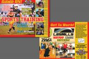 Flex Flyer Mailer Insert (Fitness Industry-Model A Fitness) 20,000 circ.