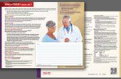 Procrit App Tear Pad (Pharma Industry-One World/Pharma Design)