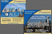 Posters for Trade Shows (Medical Industry-Transgenomic)