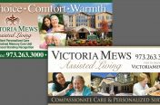 "Billboard Banners 24'x12"" (Eldercare & Senior Living-Victoria Mews)"