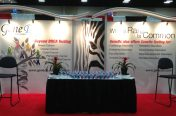 GeneDx Oncogene 20'x10' Trade Show Booth (Health Industry-BioReference)