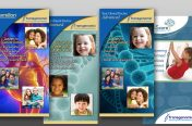 Trade Show 39x80 Rollup Banners (Medical Industry-Transgenomic)