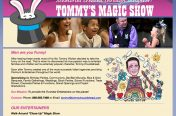 Tommy's Magic Show